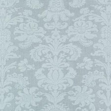 Celadon Damask Decorator Fabric by Duralee