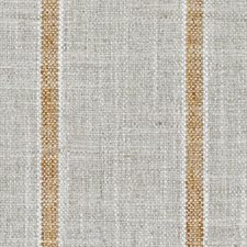 Orange Stripe Decorator Fabric by Duralee