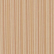 Melon Stripe Decorator Fabric by Duralee