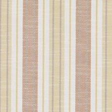Ginger Stripe Decorator Fabric by Duralee