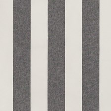 Black/White Stripe Decorator Fabric by Duralee