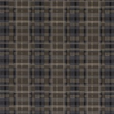 Charc/Brown Geometric Decorator Fabric by Duralee