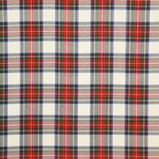 Multi Check Decorator Fabric by Pindler