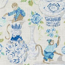 Cornflower Animal Decorator Fabric by Duralee