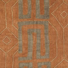 Cinnamon Ethnic Decorator Fabric by Duralee