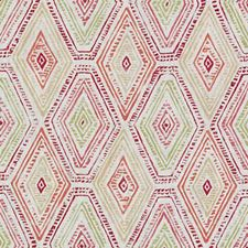 Flame Diamond Decorator Fabric by Duralee