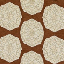 Cayenne Chenille Decorator Fabric by Duralee