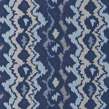 Lapis Faux Silk Decorator Fabric by Duralee
