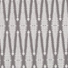 Charcoal Chenille Decorator Fabric by Duralee