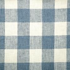 Marina Check Decorator Fabric by Pindler