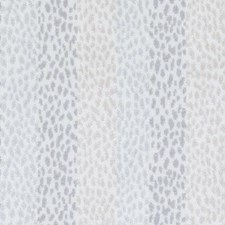 Natural/Blue Animal Skins Decorator Fabric by Duralee