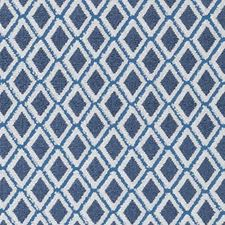 Indigo Velvet Decorator Fabric by Duralee