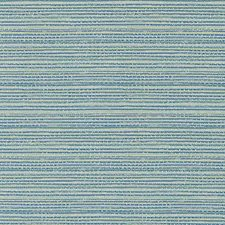 Aqua/Green Stripe Decorator Fabric by Duralee