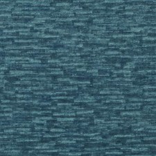 Turquoise Chenille Decorator Fabric by Duralee