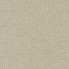 Jute Herringbone Decorator Fabric by Duralee