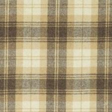 Honey Plaid Decorator Fabric by Duralee
