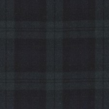 Hunter Plaid Decorator Fabric by Duralee