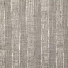 Zinc Stripe Decorator Fabric by Pindler