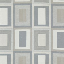 Linen/Ivory Print Decorator Fabric by Threads