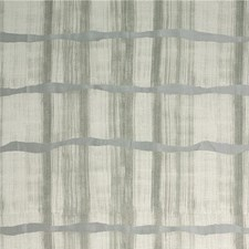 Silver/Woodsmoke Silk Decorator Fabric by Threads