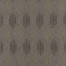 Graphite Sheer Decorator Fabric by Threads
