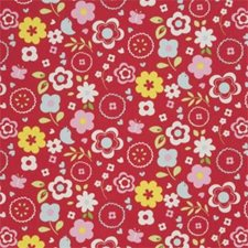 Multi Floral Small Decorator Fabric by Clarke & Clarke