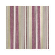 Berry Stripes Decorator Fabric by Clarke & Clarke