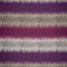 Violet Weave Decorator Fabric by Clarke & Clarke
