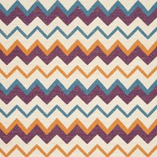 Capri/Plum Weave Decorator Fabric by Clarke & Clarke