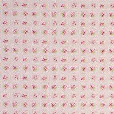 Tile Pink Decorator Fabric by Clarke & Clarke