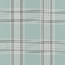 Duckegg Weave Decorator Fabric by Clarke & Clarke