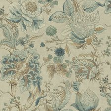 Eau De Nil Decorator Fabric by Clarke & Clarke