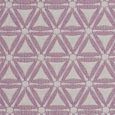 Violet Weave Decorator Fabric by Clarke & Clarke