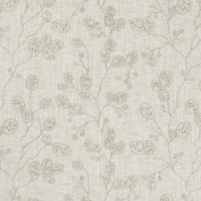 Natural/Gilver Weave Decorator Fabric by Clarke & Clarke