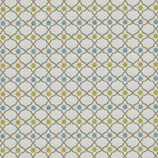 Citron Chenille Decorator Fabric by Clarke & Clarke