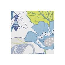 Apple/Denim Decorator Fabric by Clarke & Clarke