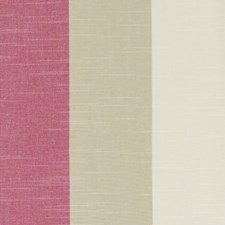 Fuchsia Weave Decorator Fabric by Clarke & Clarke