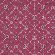 Rouge Decorator Fabric by Scalamandre