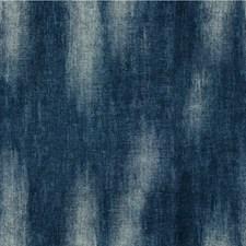 Dark Blue/Blue Modern Decorator Fabric by Kravet