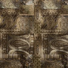 Sage Print Decorator Fabric by Mulberry Home