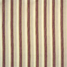 Pink Stripes Decorator Fabric by Mulberry Home