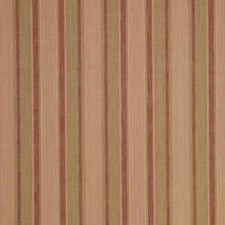 Natural/Rose Stripes Decorator Fabric by Mulberry Home