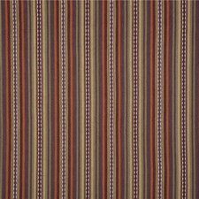 Spice/Plum Weave Decorator Fabric by Mulberry Home