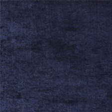 Indigo Velvet Decorator Fabric by Mulberry Home