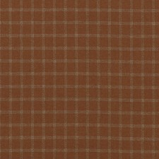 Amber Check Decorator Fabric by Mulberry Home