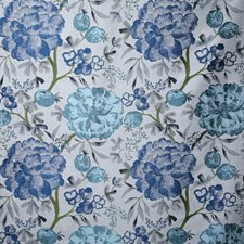 Delphinium Damask Decorator Fabric by Pindler
