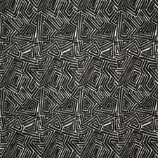 Noir Contemporary Decorator Fabric by Pindler