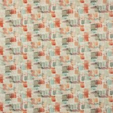 Coral Isle Decorator Fabric by RM Coco