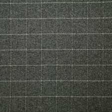 Graphite Check Decorator Fabric by Pindler