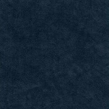 Blue Faux Leather Decorator Fabric by Kravet